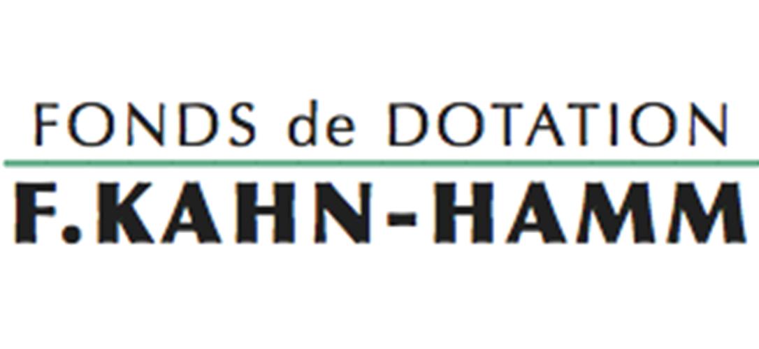 5. Fonds de dotation Kahn-Hamm